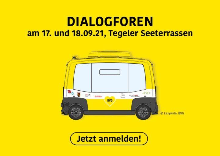 Werbebanner für Dialogforen