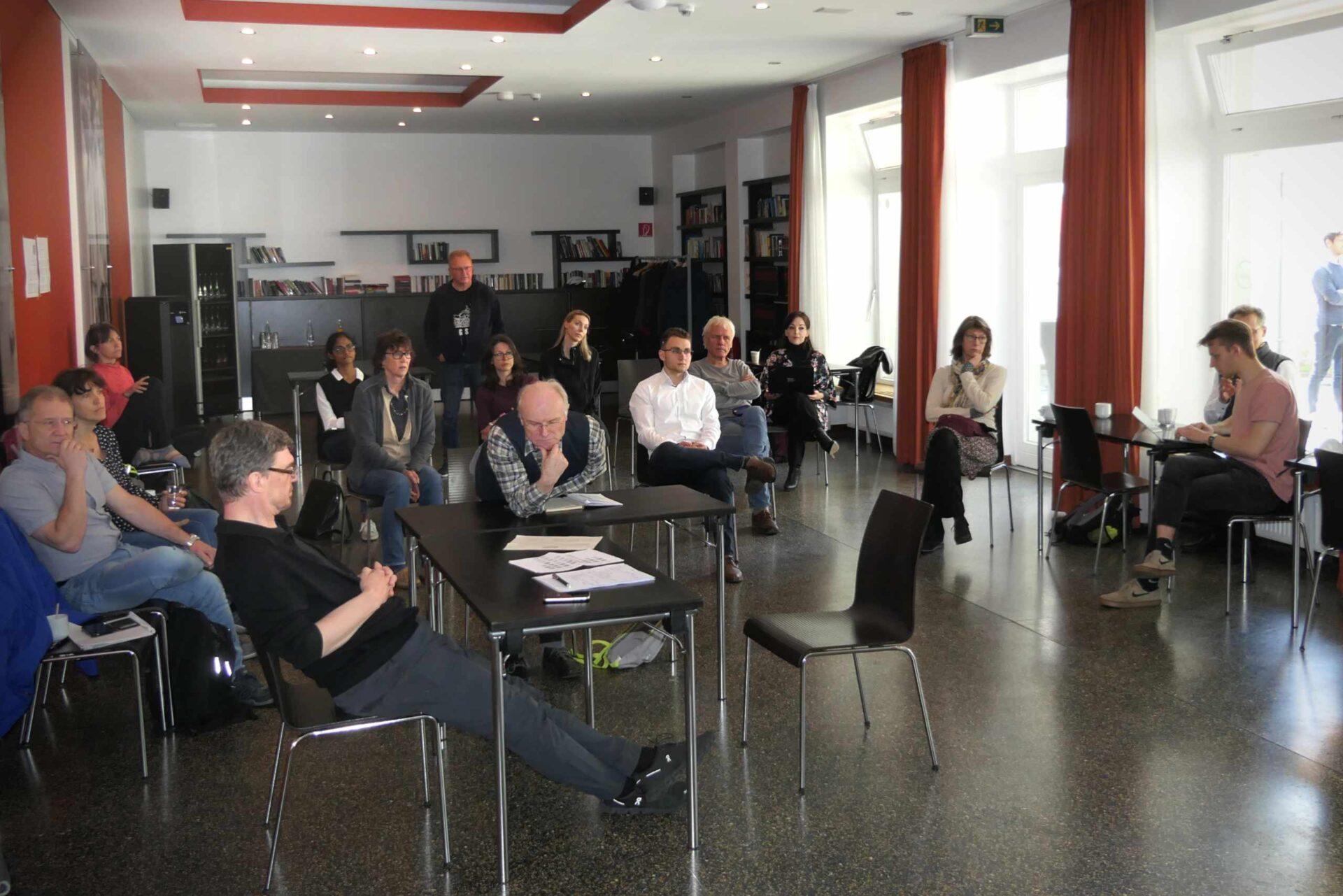 Bürgerkonferenz Drittes Wochenende