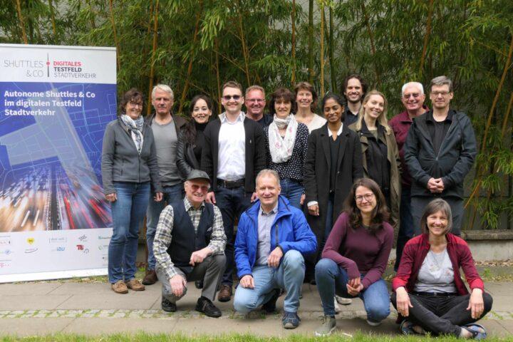 Bürgerkonferenz Drittes Wochenende Gruppenfoto