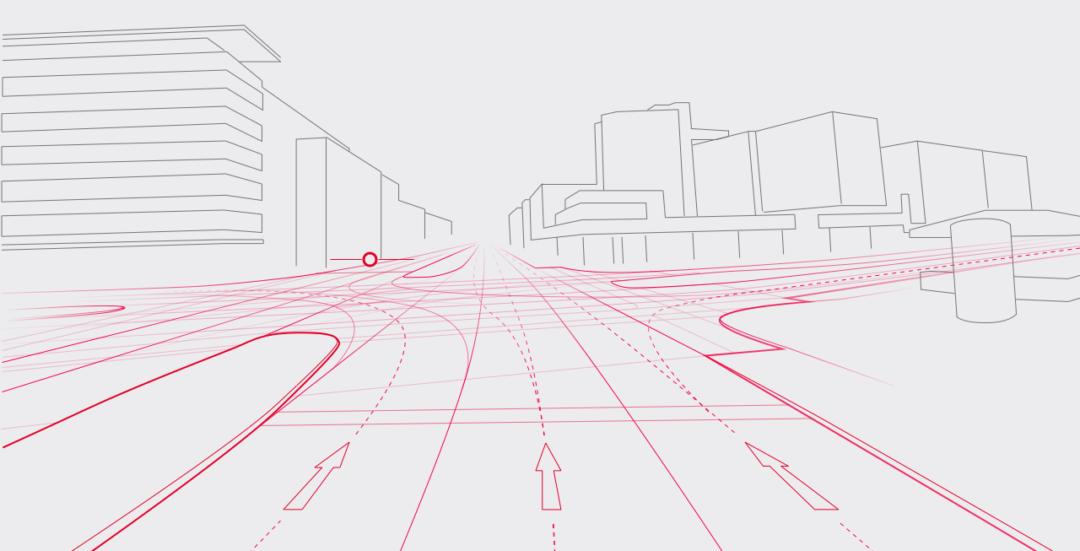 Illustration Stadtverkehr