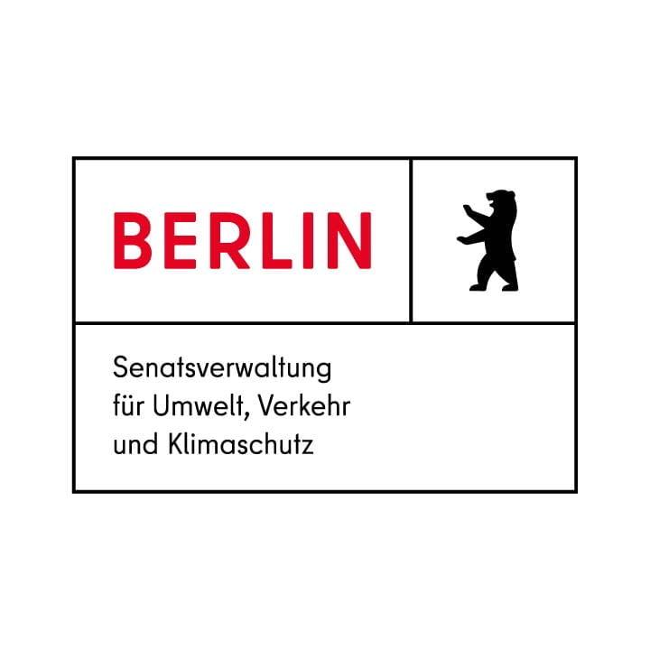 Logo Senatsverwaltung für Umwelt, Verkehr & Klima