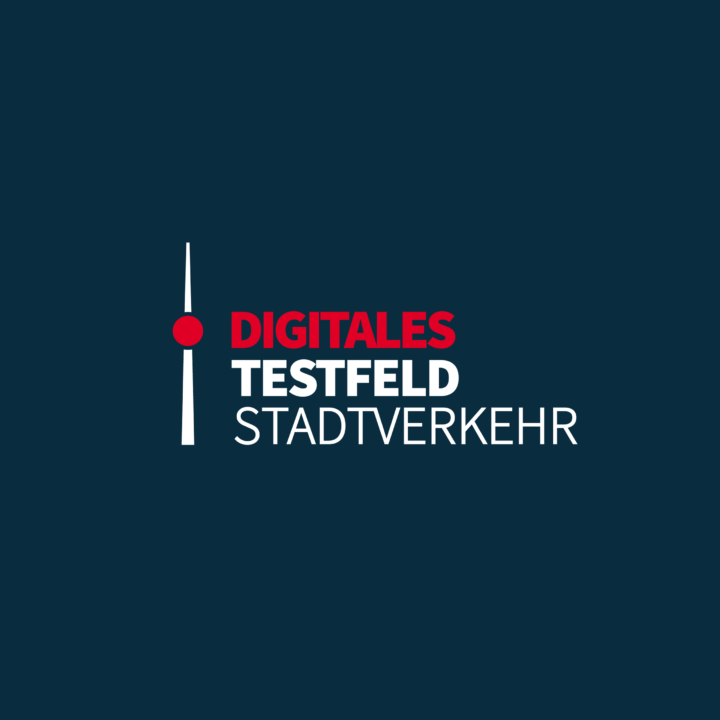 Logo Digital Urban Traffic Test Bed Berlin